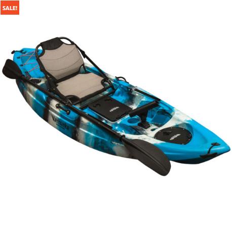 Manatee 9ft Fishing Kayak with stadium Seat