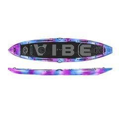 Vibe Maverick 120 SUP Angler Package JamBerry **** Store pickup only No Shipping ****