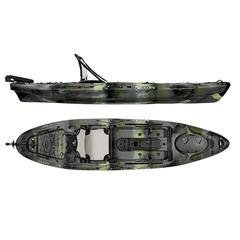 Vibe Sea Ghost 110 Kayak Angler Package Hunter Camo