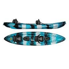 Vibe Skipjack 120T Tandem  Blue camo