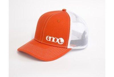 Eno Trucker  Cap Orange/White