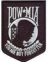 Rothco Pow Mia Patch