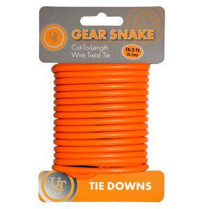 UST Gear Snake  Orange  16 ft