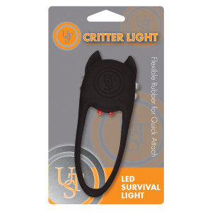 UST Brands Critter Light, Black