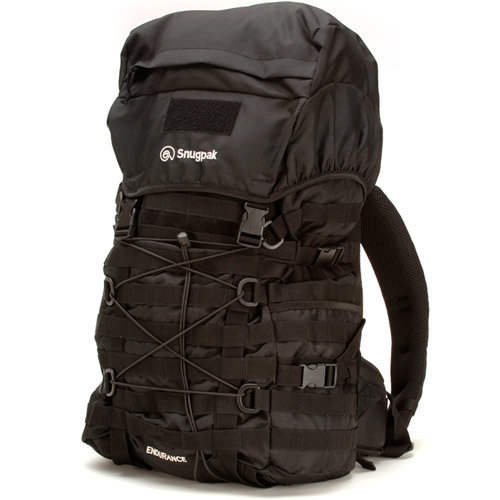 Snugpak Endurance Pack Black 40L