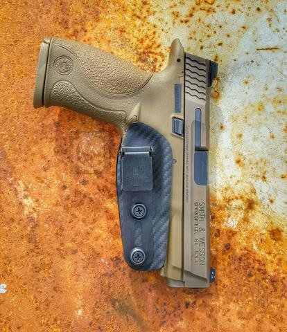 Gear Craft Solo IWB Holster with UltiClip