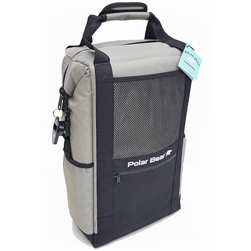 Polar Bear Nylon 18 Pack Backpack Cooler
