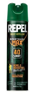 Repel Sportsman Insect Repellent