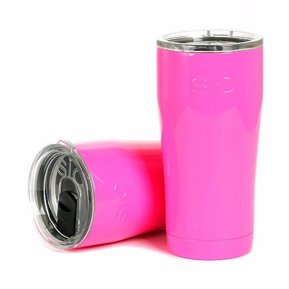 SIC Cup 20oz. Tumbler Hot Pink