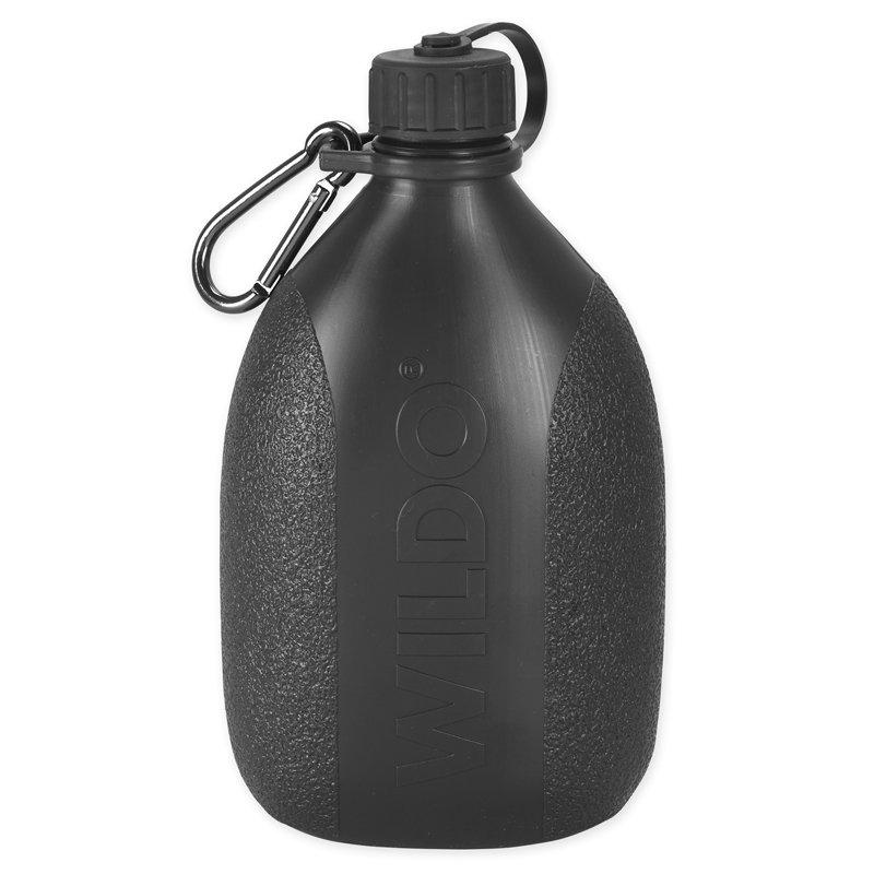 Wildo Hiker Bottle Black