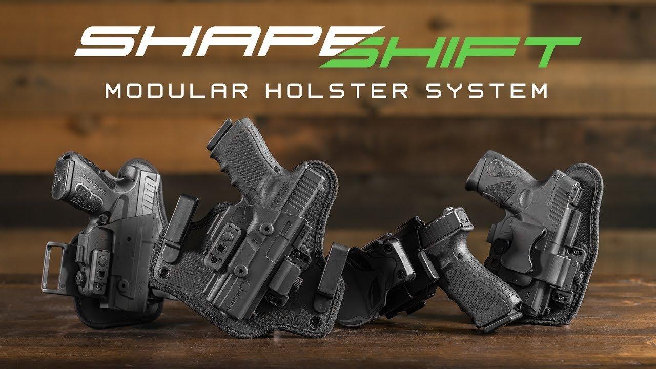 Alien Gear Shape Shifter Modular Holster System Glock 43