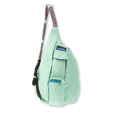 Kavu Mini Rope Bag  Seafoam