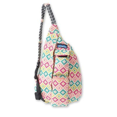 Kavu Mini Rope Bag  Spring Montage