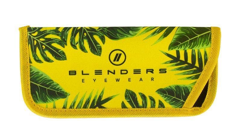 Blenders Palms Soft Pouch Green/Black