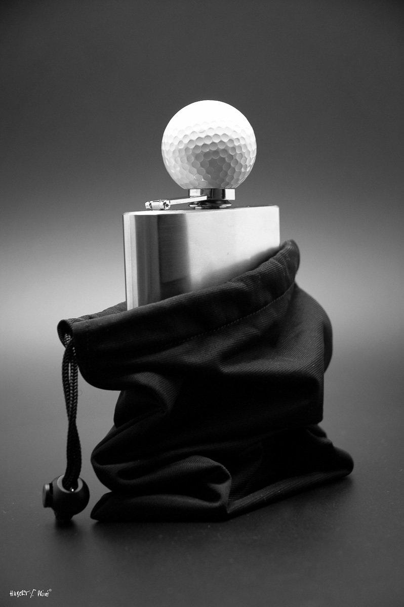 Flasque du Golfeur