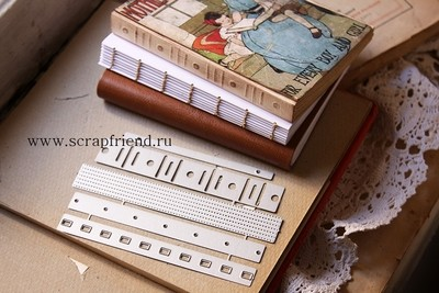 Additional dies Variety of Notebooks, Scrapfriend