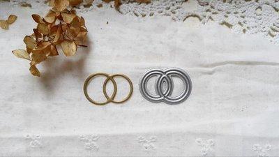 Die Wedding rings, 1,5x2,5 cm, Scrapfriend