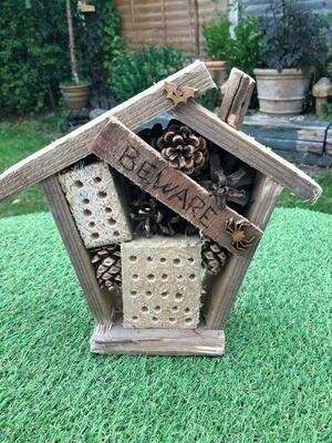 Haunted Bee & Bug House