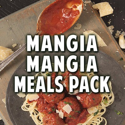 'Mangia Mangia' Meals Pack