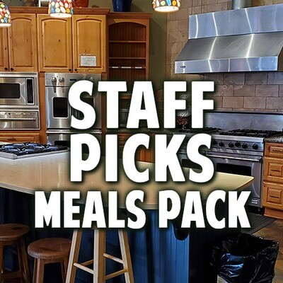 'Staff Picks' Meals Pack