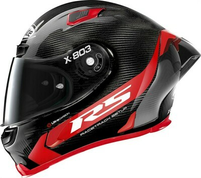 Casco X-LITE X-803 RS ULTRA CARBON HOT LAP col. 13
