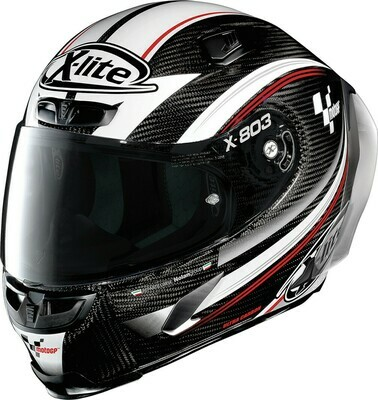 Casco X-LITE X-803 RS ULTRA CARBON MOTO GP col. 11