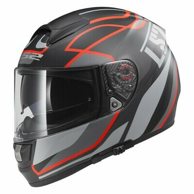 CASCO LS2 FF397 VECTOR col. VANTAGE RED
