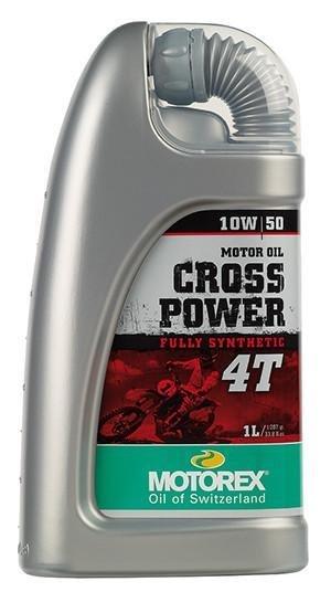 OLIO MOTOREX CROSS POWER 4T 10W50