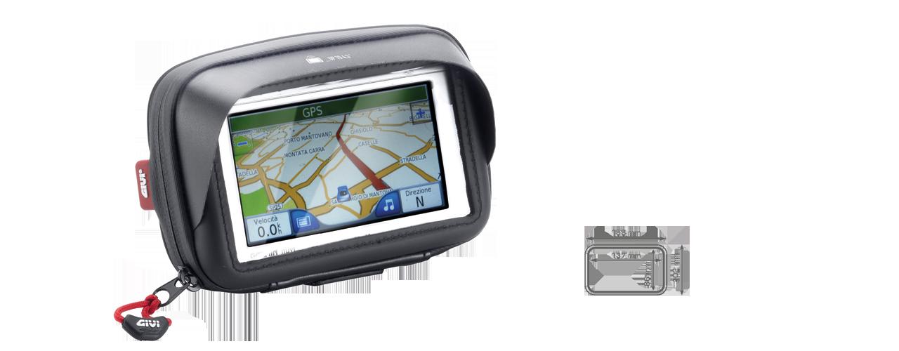 GIVI PORTA GPS-SMARTPHONE UNIVERSALE art. S954B