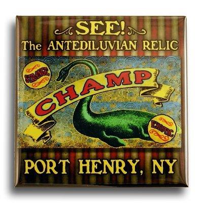 """Antediluvian Relic Champ 2"""" Square Button"""