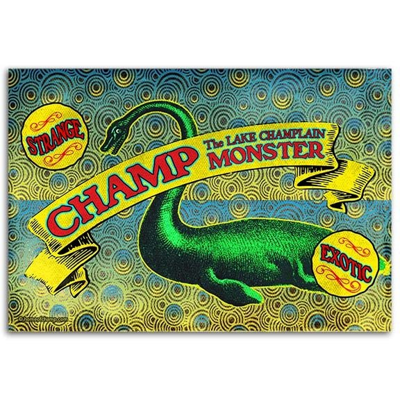Sideshow Champ Poster