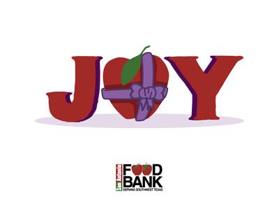 Holiday Greeting Card - JOY