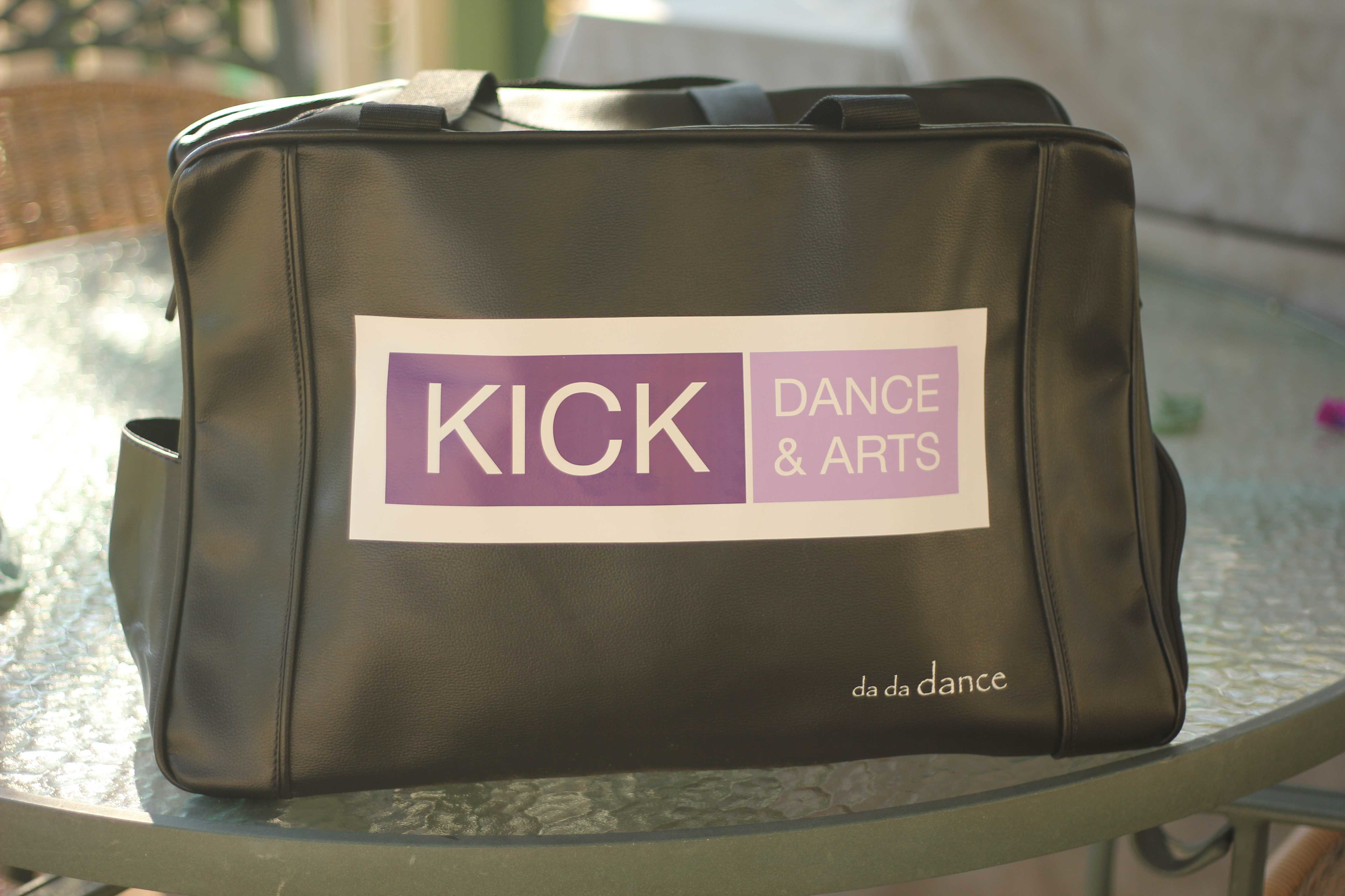 Kick Dance Bag