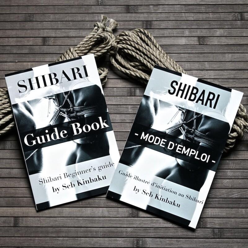 SHIBARI GUIDE BOOK BY SEB KINBAKU