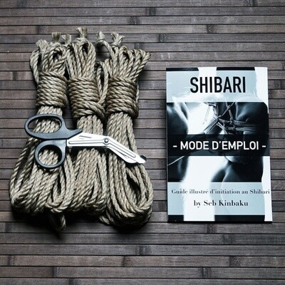 KIT SHIBARI DEBUTANT