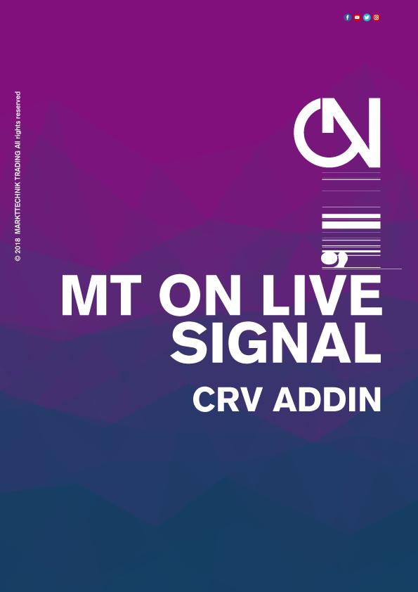 CRV ADDIN / NINJATRADER
