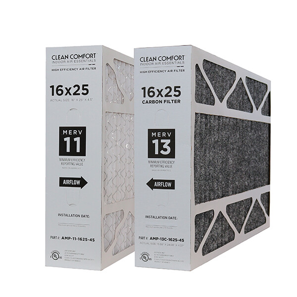 Clean Comfort Clean-Fit Replacement Filters