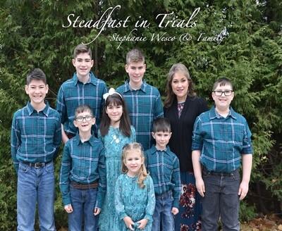 Steadfast in Trials - MP3 Digital Download