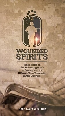Wounded Spirits PTSD Entire DVD with Case Studiess