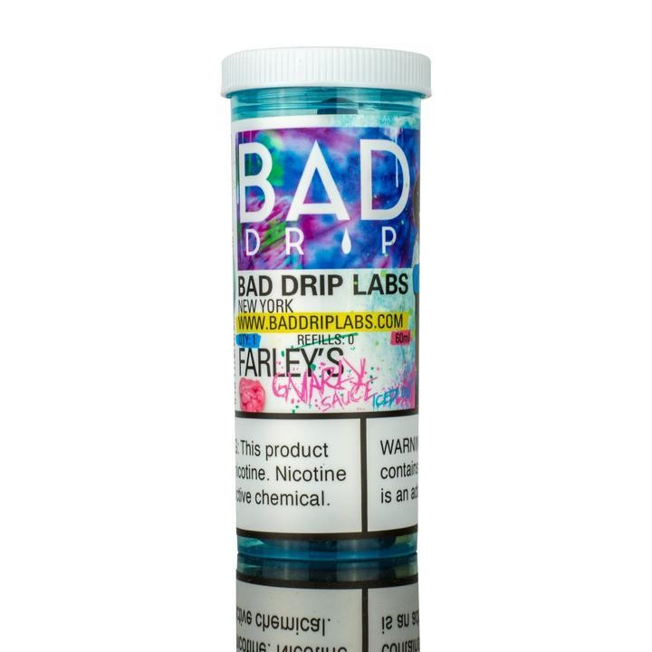 BAD DRIP: FARLEY'S GNARLY SAUCE ICED OUT 60ML 3MG