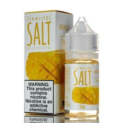 SKWEZED SALT: MANGO 30ML 25MG