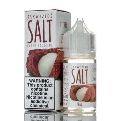 SKWEZED SALT: LYCHEE 30ML 25MG