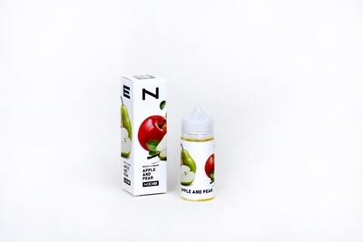 NICE BY URBN: APPLE AND PEAR 95ML 0MG