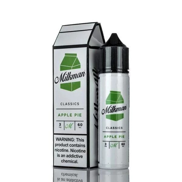 THE MILKMAN : DELIGHTS APPLE PIE 60ML 3MG