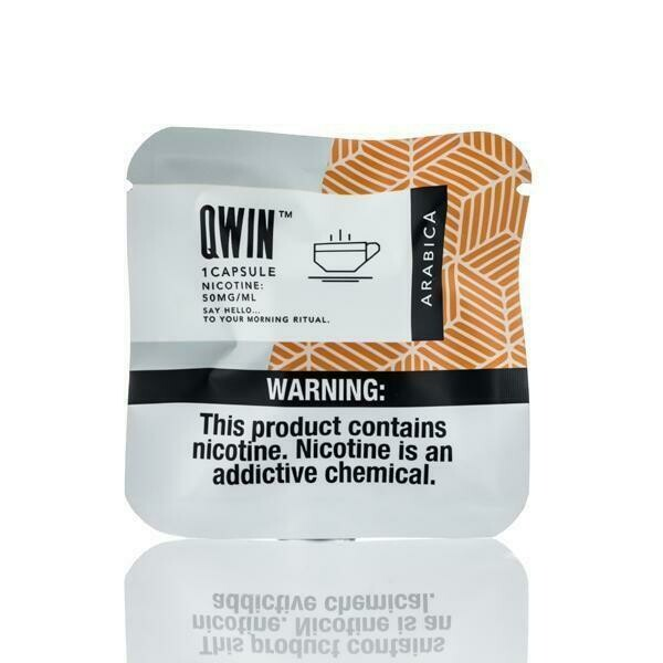 QWIN REPLACEMENT CATRIDGE: ARABICA
