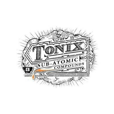 TONIX SALT BY ELEMENENT: CHERRY ALMOND 30 ML 35MG
