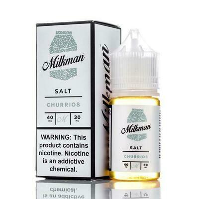 THE MILKMAN SALT: CHURRIOS 30ML 40MG