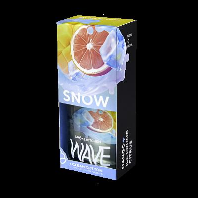 SMOKE KITCHEN WAVE: SNOW WAVE 100ML 0MG