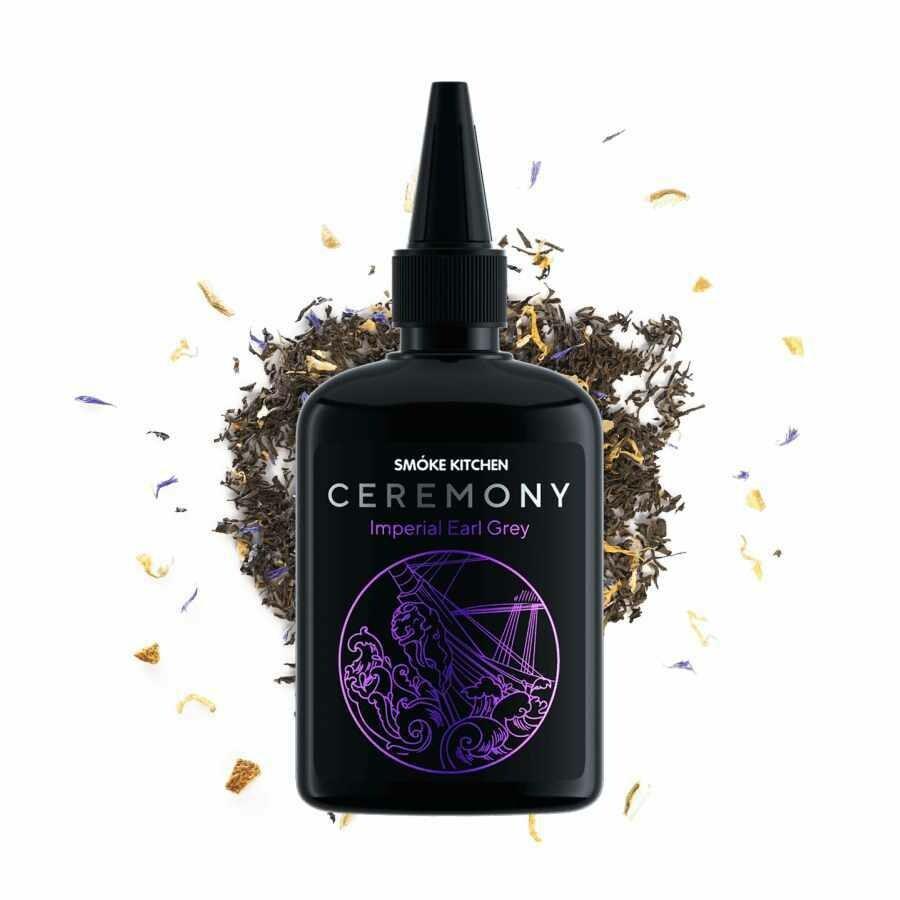 SMOKE KITCHEN CEREMONY: IMPERIAL EARL GREY 100ML 0MG
