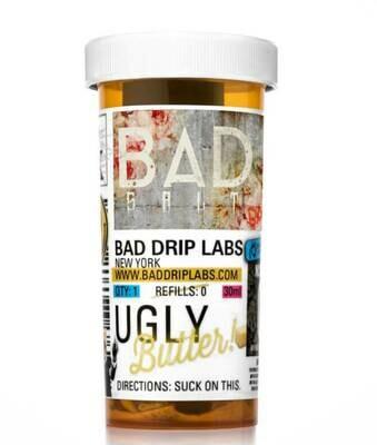 BAD SALTS: UGLY BUTTER  30ML 25MG